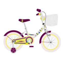 Neuzer 16-os BMX lány kerékpár, fehér