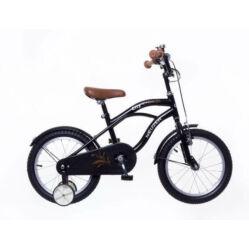 Neuzer Cruiser 16-os gyerek kerékpár, fekete