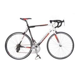 Neuzer Whirlwind Basic országúti kerékpár, 14s, alumínium, 46 cm, fehér-fekete-piros