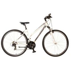 Neuzer X1 28-as női kerékpár, 21s, alumínium, 17-es, fekete-szürke-bronz