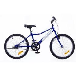 Neuzer Bobby 20-as, 1 sebességes fiú kerékpár, kék-fehér