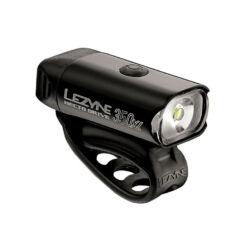 Lezyne Hecto Drive 350XL USB-ről tölthető első lámpa, 350 lumen, fekete