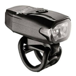 Lezyne KTV Front USB-ről tölthető első lámpa, 70 lumen, fekete