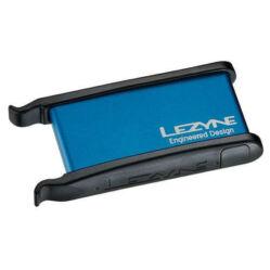Lezyne Lever Kit öntapadós gumiragasztó folt készlet, gumileszedővel, kék