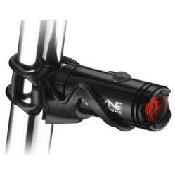 Lezyne Micro Drive Rear USB-ről tölthető hátsó gumipántos lámpa,70 lumen, fekete
