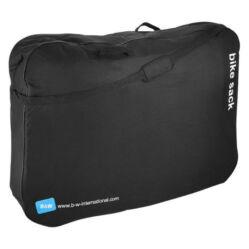 B&W Kerékpárszállító táska, fekete