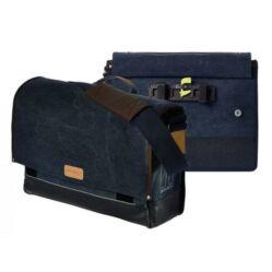 Basil Urban Fold Messenger egy részes táska csomagtartóra, 20 L, fekete