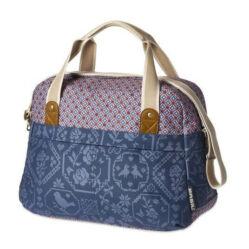 Basil Boheme Carry All egy részes táska csomagtartóra, 18L, kék