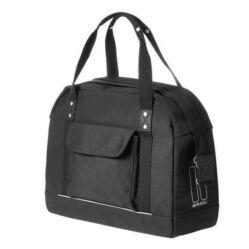 Basil Portland Businessbag egy részes táska csomagtartóra, 19L, fekete