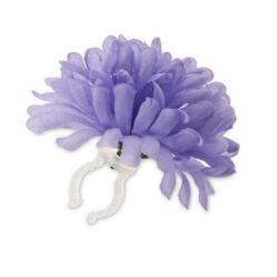 Basil Dahlia Flower virágos (dália) kormánydísz, lila