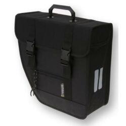 Basil Tour Single 17L táska csomagtartóra, bal oldali, fekete