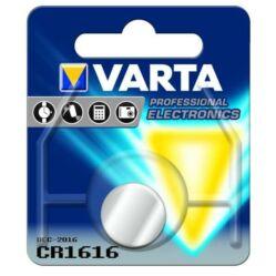 Varta CR1616 Lithium gombelem, 1 db