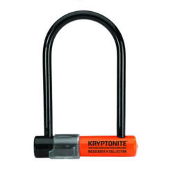 Kryptonite Messenger Mini U-Lakat, 165 x 95 x 13 mm