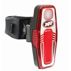 NiteRider Sabre™ 50 hátsó lámpa nyeregcsőre, 50 lumen, USB-ről tölthető