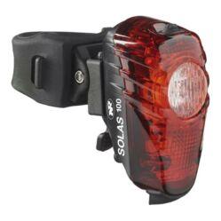 NiteRider Solas™ 100 hátsó lámpa nyeregcsőre, 100 lumen, USB-ről tölthető