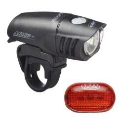 NiteRider Mako™ 100 első és TL 5.0 SL hátsó lámpa szett