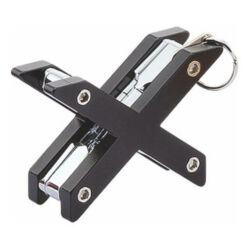 BikeHand 8 funkciós mini zseb-szerszámkészlet, fekete