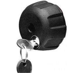 Peruzzo zárható menetes tekerő keresztlécre szerelhető acél szállítókhoz