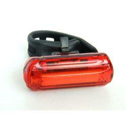 Velotech 15 CHIP LED-es elemes hátsó lámpa