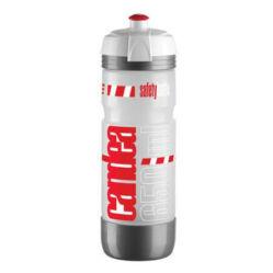 Elite Candea műanyag kulacs LED világítással, 650 ml, csavaros, átlátszó