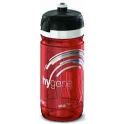 Elite Hygene kulacs 550 ml csavaros, áltlátszó, piros