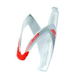 Elite Custom Race kulacstartó, üvegszálas műanyag, fényes fehér - piros