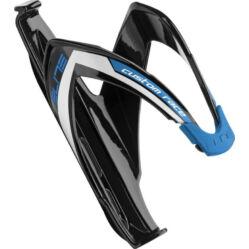 Elite Custom Race kulacstartó, üvegszálas műanyag, fényes fekete-kék