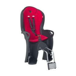 Hamax Kiss gyerekülés hátra, fekete-piros