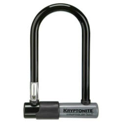 Kryptonite Kryptolok Mini-7 U-lakat, 178 x 82 x13 mm, fekete