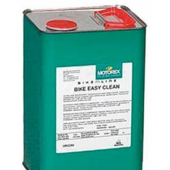Motorex Easyclean extrém lánctisztító folyadék utántöltő, 5 liter