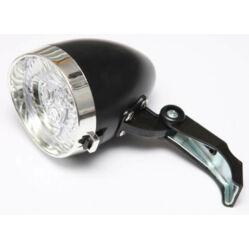 Jing Yi JY-592 Retro 3 LED-es elemes első lámpa, elemek nélkül