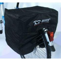 M-Wave három részes táskához esővédő huzat, fekete