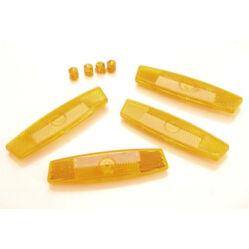 Neuzer küllőprizma, sárga, 4 db