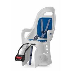 Polisport Groovy FF adapteres gyerekülés (vázra) fehér-kék