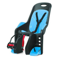 Polisport Bubbly adapteres gyerekülés (vázra), szürke-kék