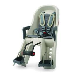 Polisport Guppy Mini adapteres gyerekülés előre, krém-szürke, DN
