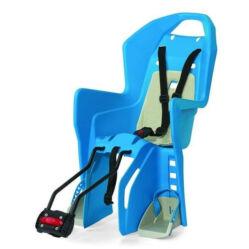 Polisport Koolah adapteres gyerekülés (vázra), 29-es kerékpárra, kék-krém