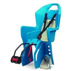 Polisport Koolah adapteres gyerekülés (vázra), kék-krém