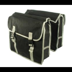 Neuzer túratáska hátsó csomagtartóra, 2 részes, 2x7L