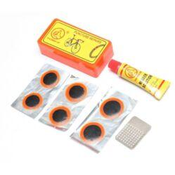 Thumbs Up mini gumiragasztó defektjavító készlet,  6 db, 20 mm