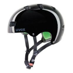 Uvex HLMT 5 Bike fényes fekete, 58-61 cm bukósisak