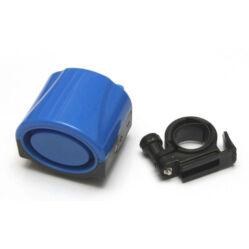 Elektromos kerékpár duda, kék