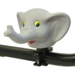 Kerékpár duda, elefánt alakú