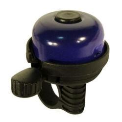 Neuzer Color műanyag-acél csengő, 40 mm, sötétkék