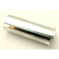 Altrix nyeregcső adapter 27,2 - 31,8 mm, ezüst