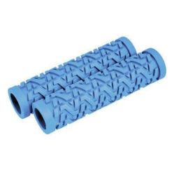 Longus Zik normál gumi markolat, kék