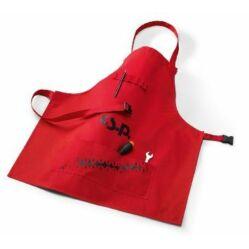 RSP szerelő kötény, piros