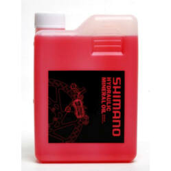 Shimano ásványi fékfolyadék, 1 literes