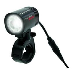 Sigma Karma Evo első lámpa, külső akkus, 320 lumen, fekete