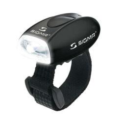 Sigma Micro első villogó LED lámpa, fekete